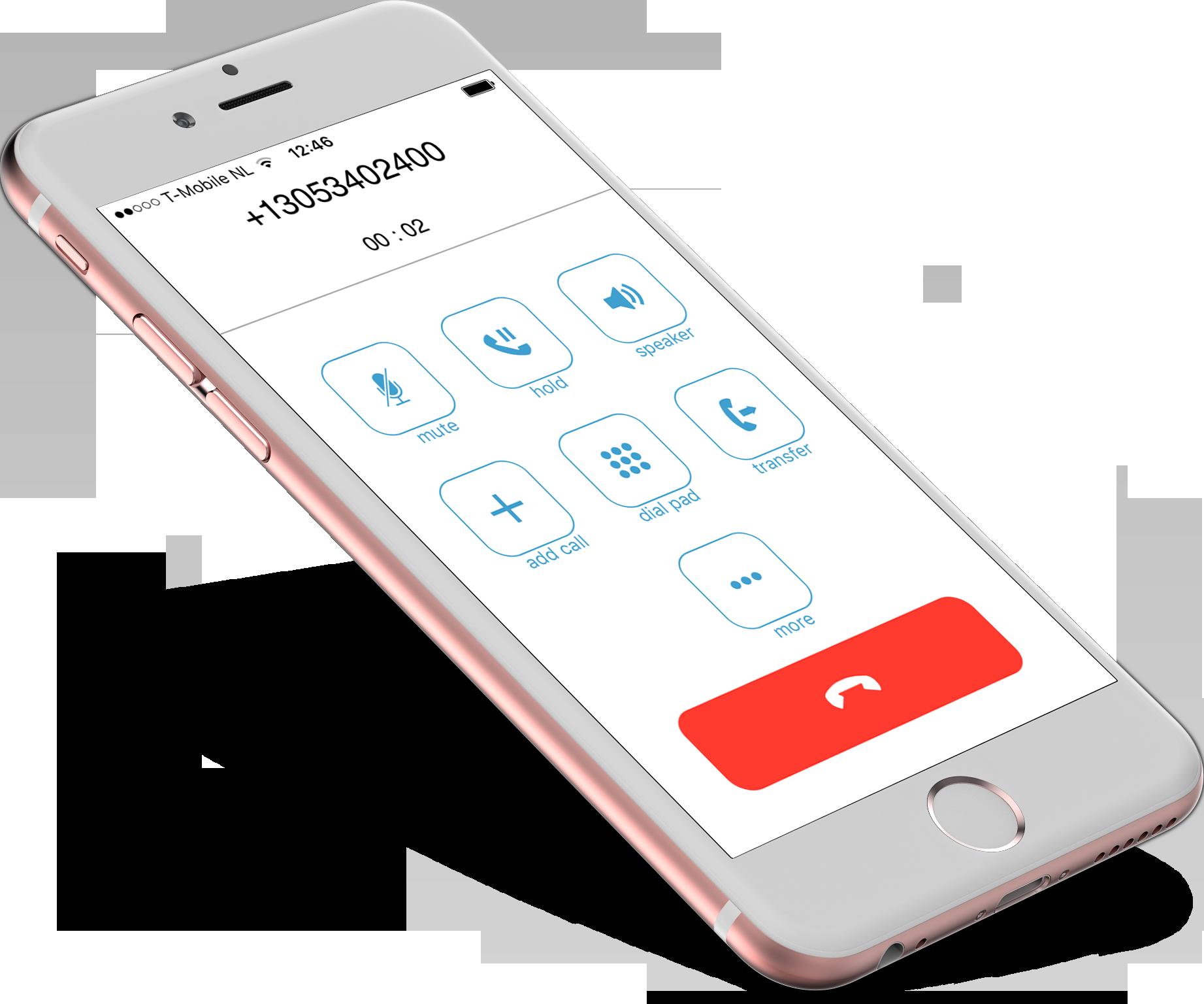 Mobile App Us Number